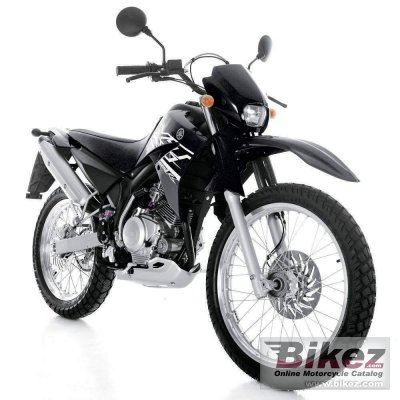 2005 Yamaha XT 125 R photo