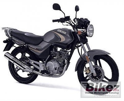 2005 Yamaha YBR 125 photo