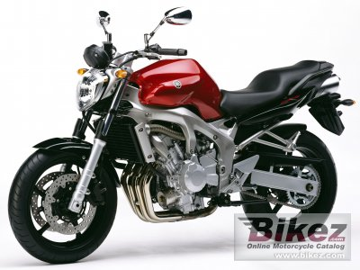 2005 yamaha fz6 specifications and pictures. Black Bedroom Furniture Sets. Home Design Ideas