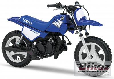 2005 Yamaha PW 50 specifications and pictures