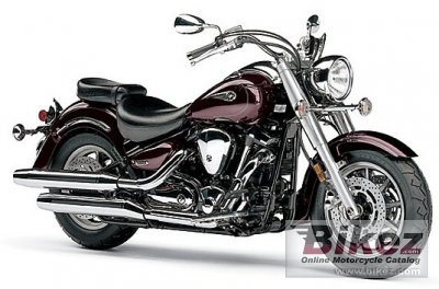 2005 Yamaha Road Star 1700 specifications and pictures