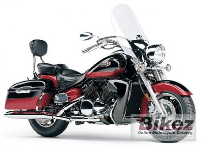 2005 Yamaha Royal Star Tour Deluxe specifications and pictures