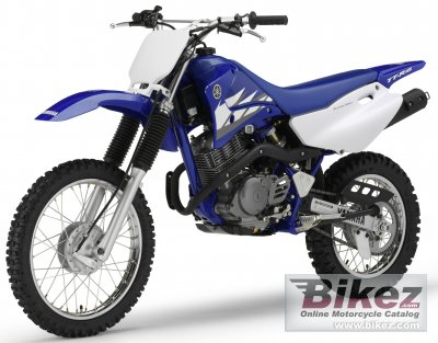 2005 Yamaha TT-R 125 E specifications and pictures