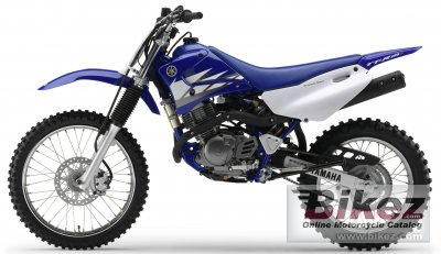 2005 Yamaha TT-R 125 L - LE specifications and pictures