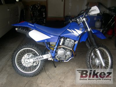 2005 yamaha tt r 250 specifications and pictures for 2004 yamaha ttr250
