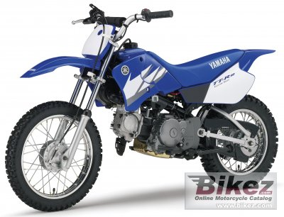 2005 Yamaha TT-R 90 E specifications and pictures