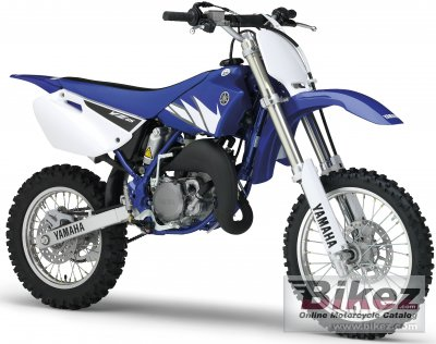 2005 yamaha yz 85 specifications and pictures. Black Bedroom Furniture Sets. Home Design Ideas