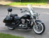 2006 Yamaha Road Star Midnight Silverado