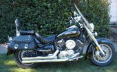 2006 Yamaha V Star 1100 Silverado photo