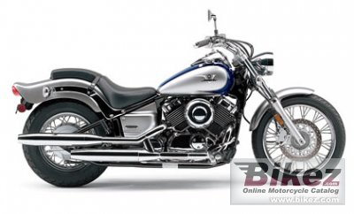 2006 Yamaha V Star Custom photo