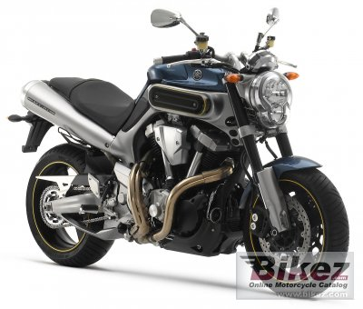 2006 Yamaha MT-01 photo