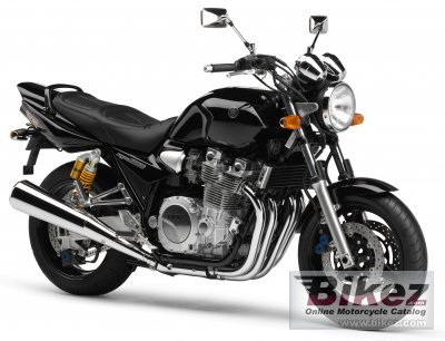 2006 Yamaha XJR 1300 photo