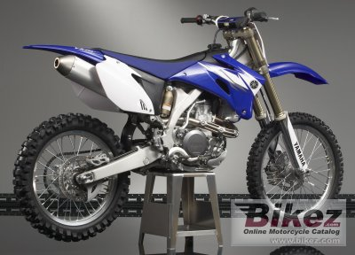 2006 Yamaha YZ 450 F photo