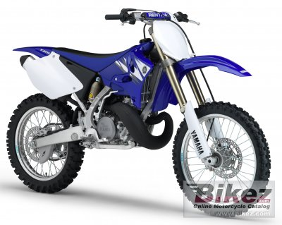 2006 Yamaha YZ 250 photo