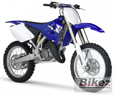 2006 Yamaha YZ 125 photo