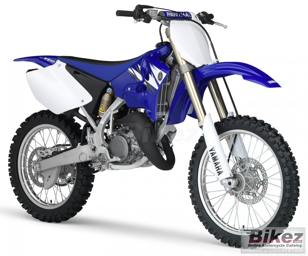 Big Yamaha yz 125 picture and wallpaper from Bikez.com