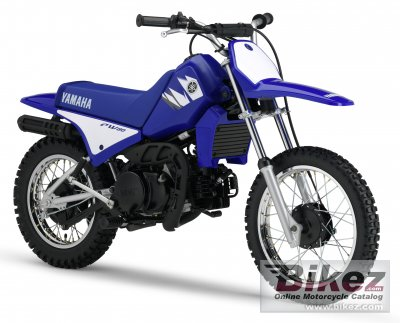 2006 Yamaha PW 80 photo