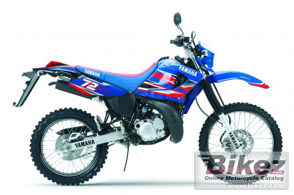 2006 Yamaha DT 125 R MX Everts photo