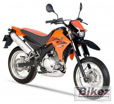2006 Yamaha XT 125 X photo