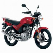 2006 Yamaha YBR 125 photo