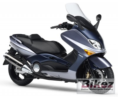 2006 Yamaha TMAX -A photo