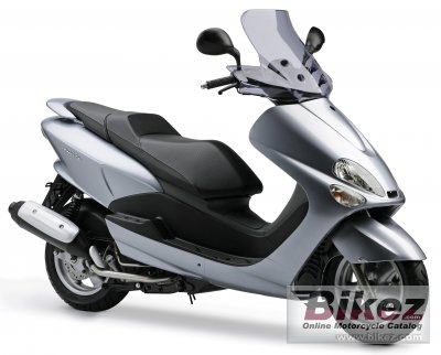 2006 Yamaha Majesty 180 photo