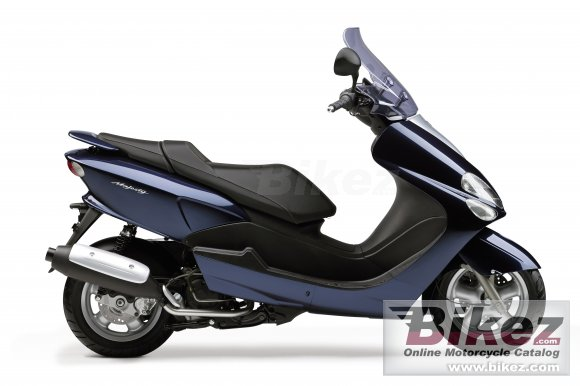 2006 Yamaha Majesty 180
