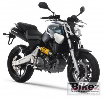 2006 Yamaha MT-03 photo