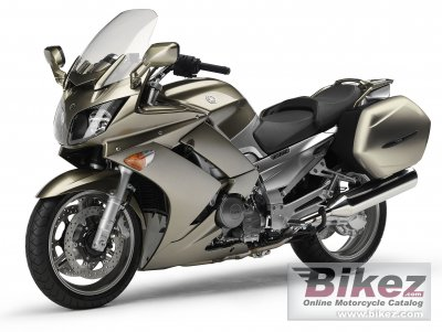 2006 Yamaha FJR 1300 AS photo