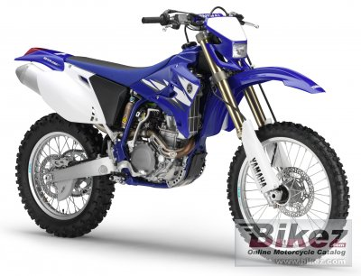 2006 Yamaha WR 450 F photo