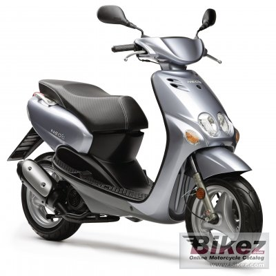 2006 Yamaha Neos photo
