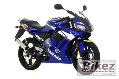 2006 Yamaha TZR Race Replica photo