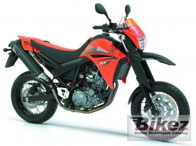 2006 Yamaha XT 660 X photo