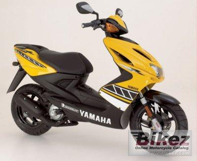2006 Yamaha Aerox Race Replica