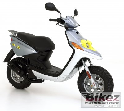 2006 Yamaha BWs Next Generation