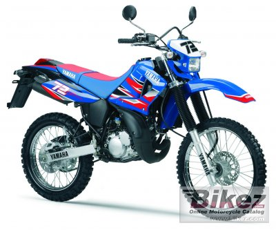 2006 Yamaha DT 125 R MX Everts specifications and pictures