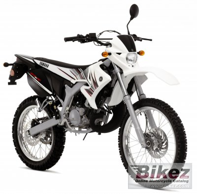 2006 yamaha dt 50 r specifications and pictures. Black Bedroom Furniture Sets. Home Design Ideas
