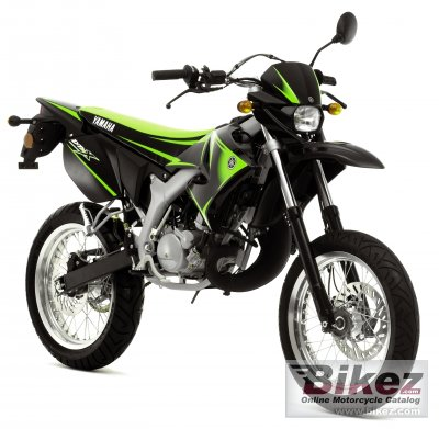 2006 yamaha dt 50 x specifications and pictures. Black Bedroom Furniture Sets. Home Design Ideas