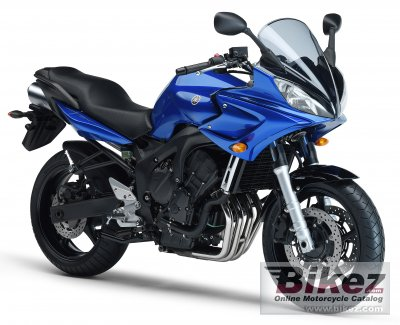 2006 Yamaha FZ6 Fazer ABS specifications and pictures