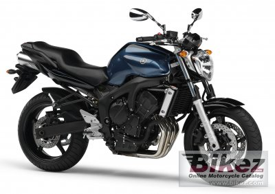 2006 Yamaha FZ6 specifications and pictures