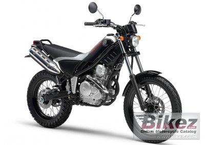 2006 Yamaha Tricker
