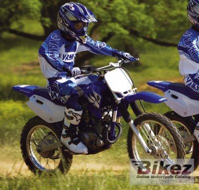 2006 Yamaha TT-R125/LW