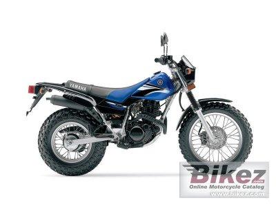 2006 Yamaha TW 200