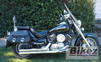 2006 yamaha v star 1100 silverado specifications and pictures 2006 yamaha v star 1100 silverado publicscrutiny Choice Image