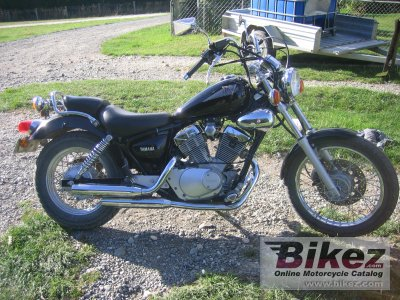 2006 yamaha virago 250 specifications and pictures. Black Bedroom Furniture Sets. Home Design Ideas