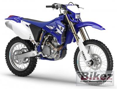 Yamaha Wrf Specifications