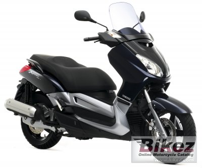 2006 yamaha x max 125 specifications and pictures. Black Bedroom Furniture Sets. Home Design Ideas