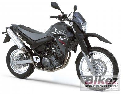 yamaha xt 660 2006:
