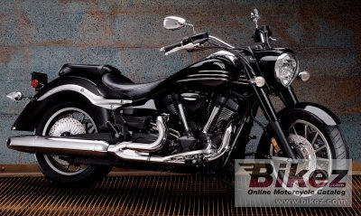 2006 Yamaha XV 1900 Midnight Star