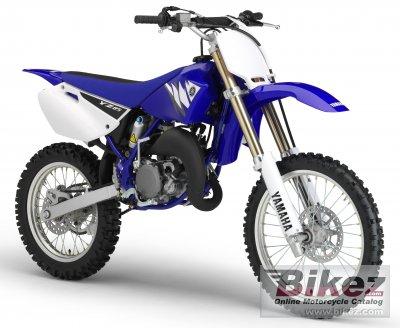 2006 Yamaha YZ 85 LW